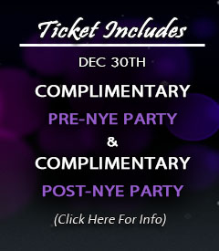 New Years Eve Party at Swissotel Contests | Chicago New